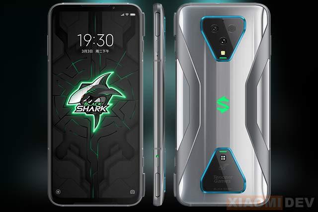 Spesifikasi dan Harga Xiaomi Black Shark 3 Pro