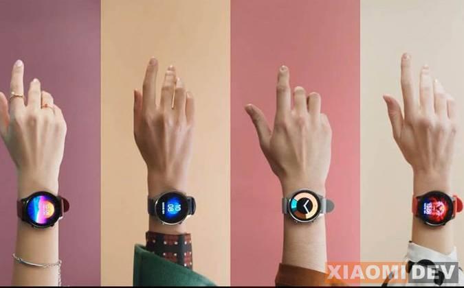 Spesifikasi dan Harga Xiaomi Mi Watch Color