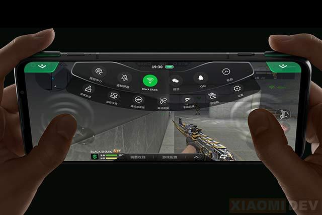 Tombol Gaming Xiaomi Black Shark 3 Pro
