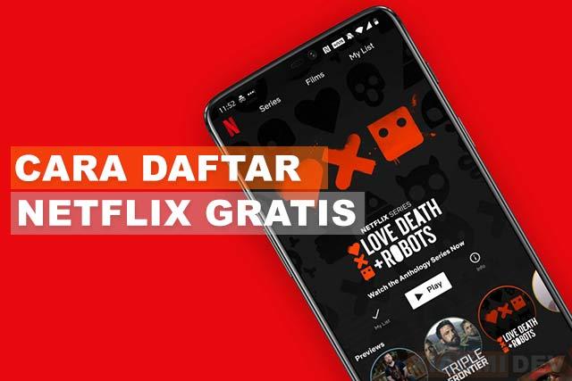 11 Cara Nonton Netflix Gratis Di Telkomsel Dan Indihome Xiaomidev