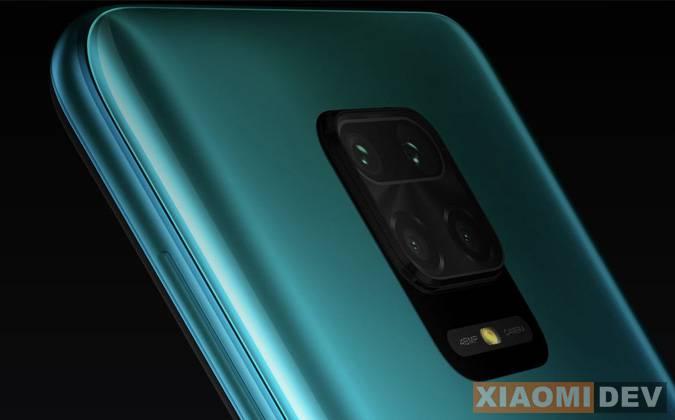Kamera Xiaomi Redmi 10X