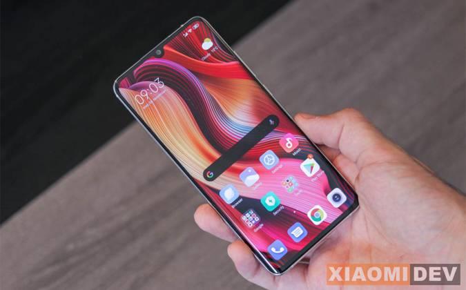 Perfoma Xiaomi Mi Note 10 Lite