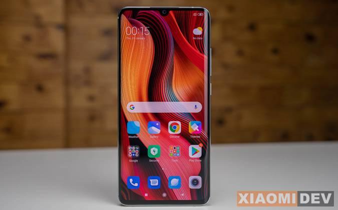 Spesifikasi dan Harga Xiaomi Mi Note 10 Lite