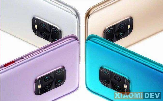 Fotografi Xiaomi Redmi 10X Pro