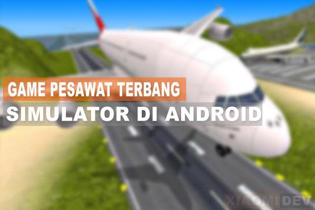 Game Simulator Pesawat Terbang