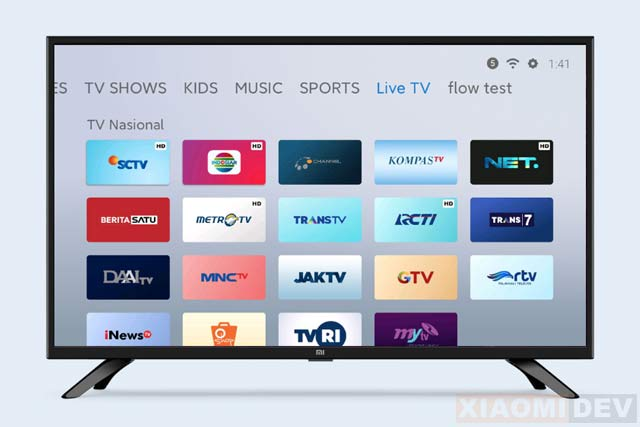 Harga Android TV Xiaomi 55 Inch
