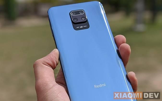 Kamera Xiaomi Redmi Note 10
