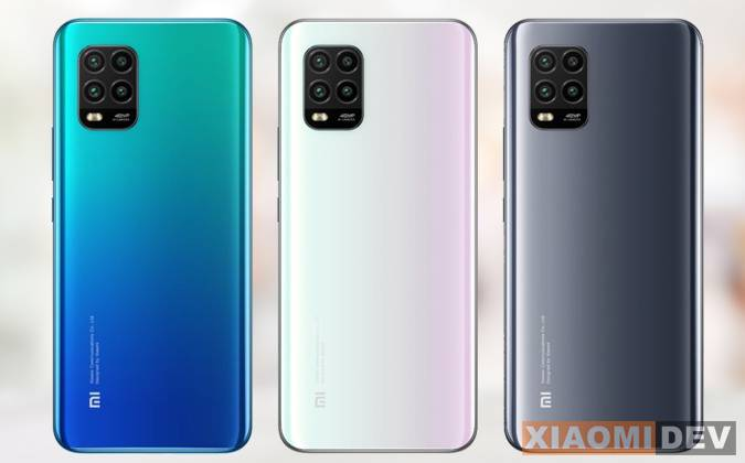 Koneksivitas Xiaomi Mi 10 Lite 5G