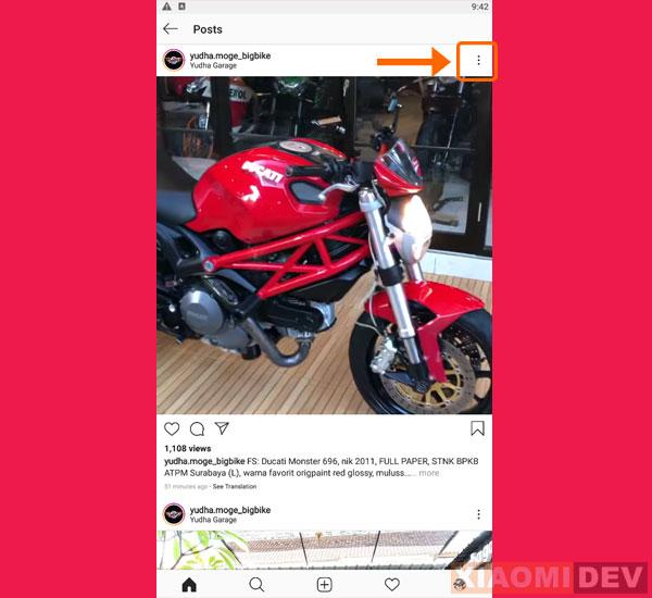 Cara Download Video Instagram Ke Galeri