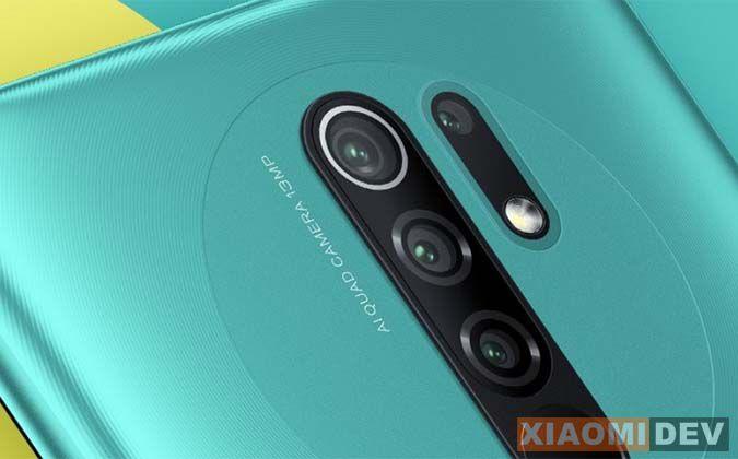 Fotografi Xiaomi Redmi 9