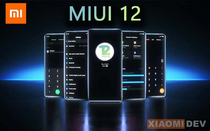 HP Xiaomi Yang Dapat Update MIUI 12