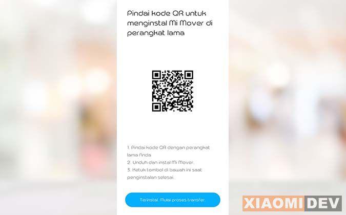 Kode Batang Xiaomi