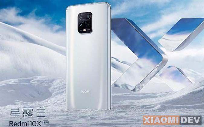 Spesifikasi Xiaomi Redmi 10X 5G