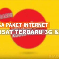 Harga Paket Internet Indosat Terbaru