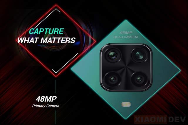 Kamera Pocohone M2 Pro