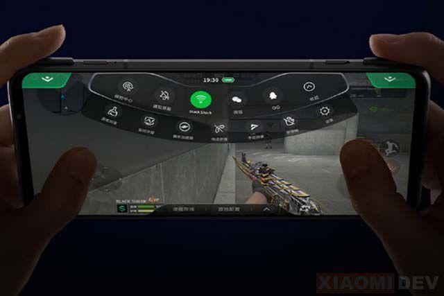 Aksesoris Xiaomi Black Shark 3s