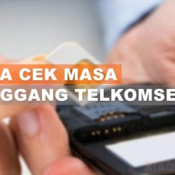 Cara Cek Masa Tenggang Telkomsel