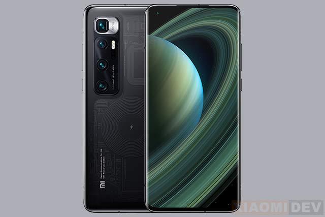 Harga Xiaomi Mi 10 Ultra Transparan