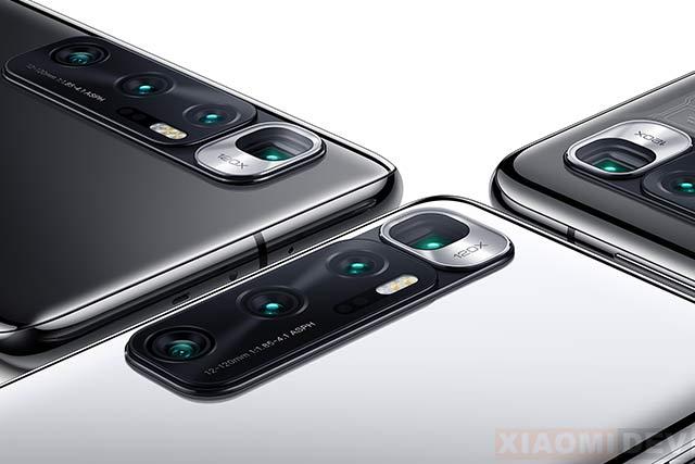 Kamera Xiaomi Mi 10 Ultra