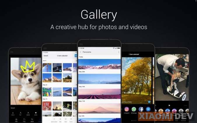 MIUI Gallery 2.2 16.17