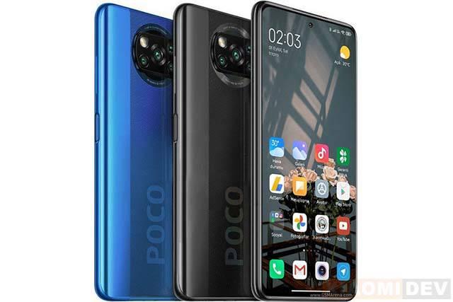Gambar Xiaomi Poco X3
