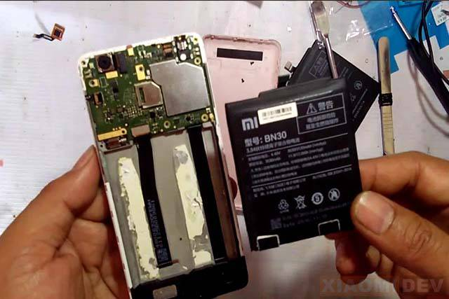 Cara Mengatasi HP Xiaomi botlop