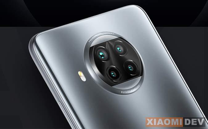 Kamera Hp Xiaomi Mi 10T Lite