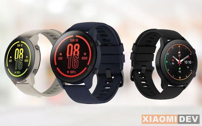 Spesifiaksi dan harga Xiaomi Mi Watch