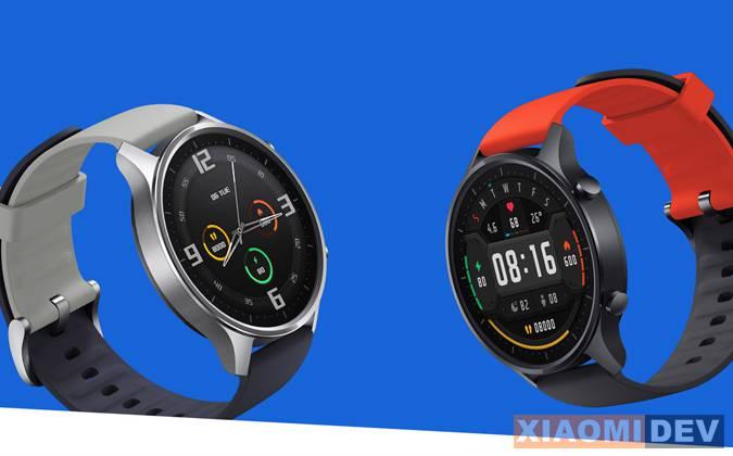 Spesifikasi Xiaomi Mi watch color sport