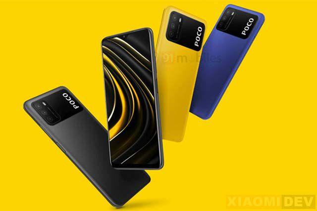 Harga Xiaomi Poco M3 Terbaru