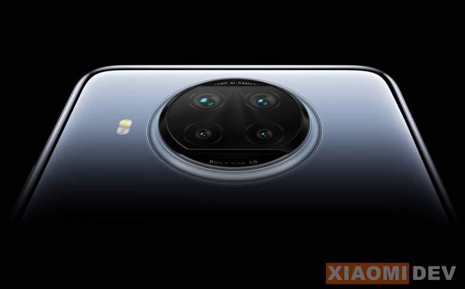 Kamera Xiaomi Mi 10i