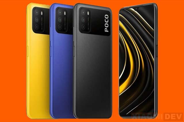 Kelebihan Xiaomi Poco M2