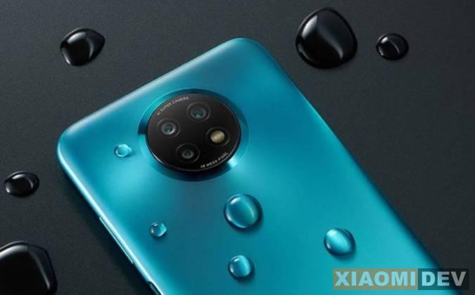 Kamera Xiaomi redmi note 9 5G