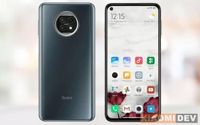 Pefoma Xiaomi Redmi Note 9 5G