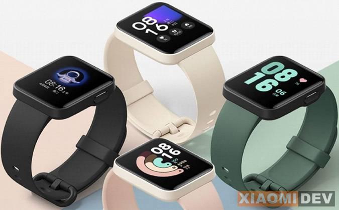 Spesifikasi Xiaomi Redmi Watch