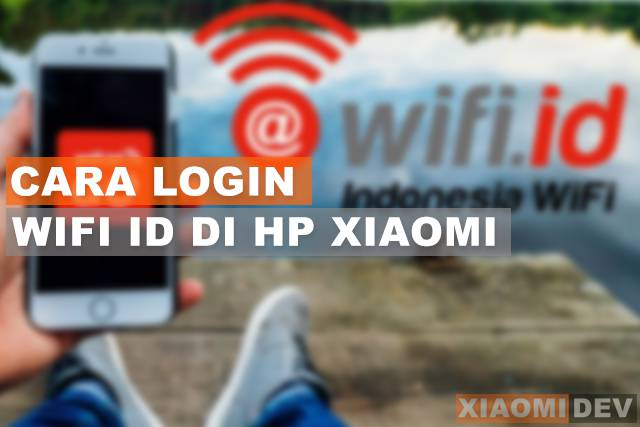 CARA LOGIN WIFI ID