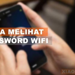 cara melihat password wifi di Hp Xiaomi