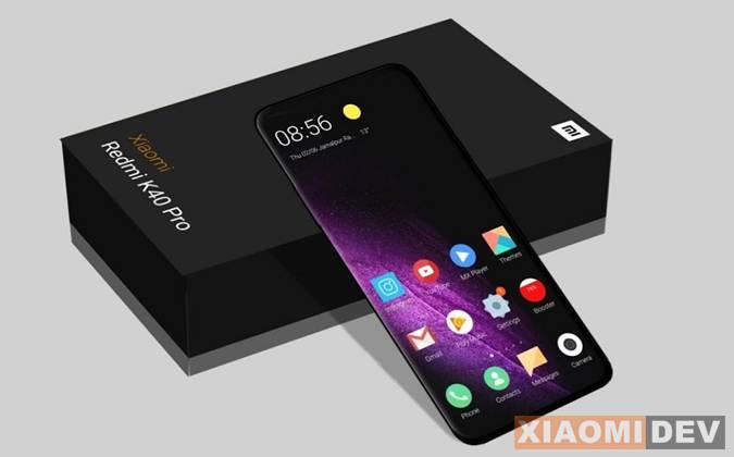 Spesifikasi dan Harga Xiaomi Redmi K40 Pro
