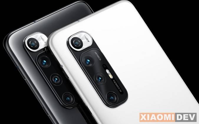 Kamera Xiaomi Mi 10s