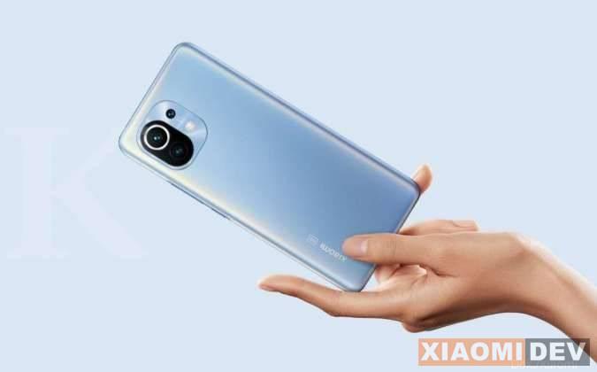 Kamera Xiaomi Mi 11 Pro