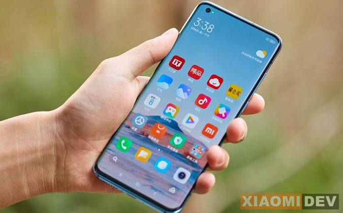 Perfoma Xiaomi Mi 10s