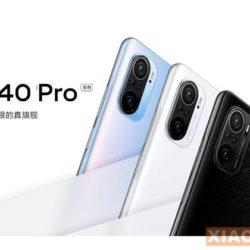 Spesifikasi dan Harga Xiaomi Redmi K40 Pro Plus