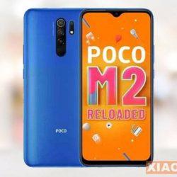 Spesifikasi dan Harga Xiaomi Poco M2 Reloaded
