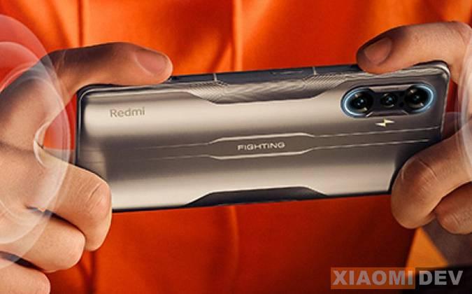 Desain Xiaomi Redmi K40 gaming
