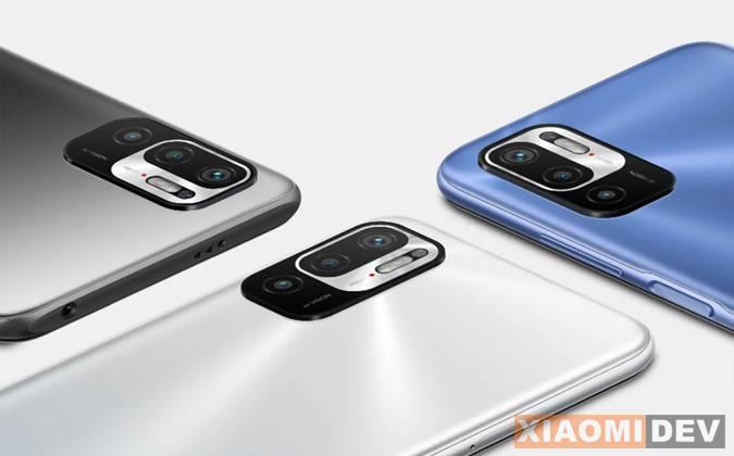 Kamera Redmi Note 10T 5G