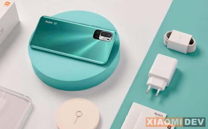 Spesifikasi Xiaomi Redmi Note 10T 5G