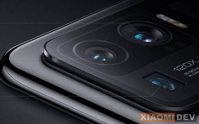Kamera Xiaomi Mi Mix 4