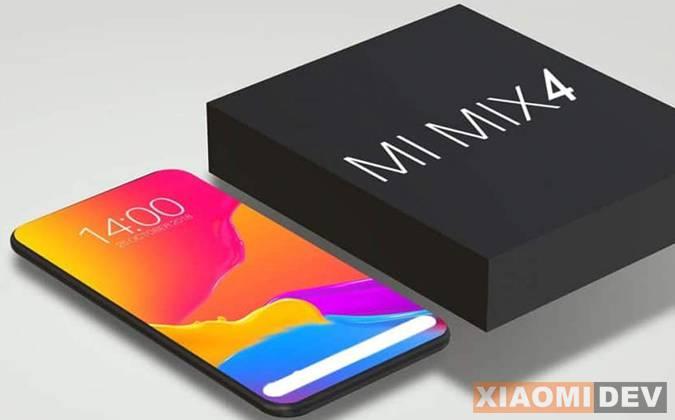 Spesaifikasi dan Harga Xiaomi Mi Mix 4